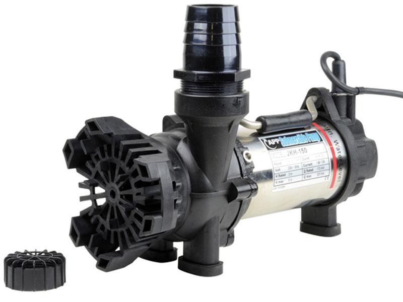 Pompe cascade jet d 39 eau monophas 230v 0 15 kw for Pompe a eau exterieur