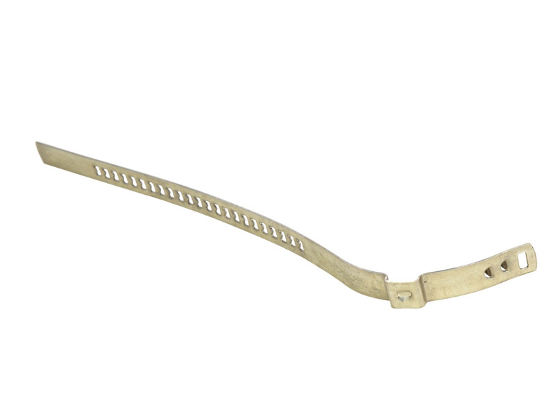 Collier universel inox 7 mm <br><span>Ø mini : 20 mm - Ø max. : 43 mm</span>