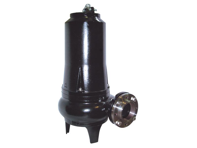 pompe de relevage eau charg e passage 80 mm corps fonte. Black Bedroom Furniture Sets. Home Design Ideas
