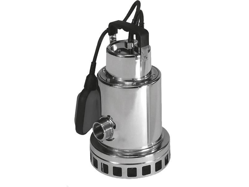pompe de relevage eau us e passage 40 50 mm corps inox. Black Bedroom Furniture Sets. Home Design Ideas
